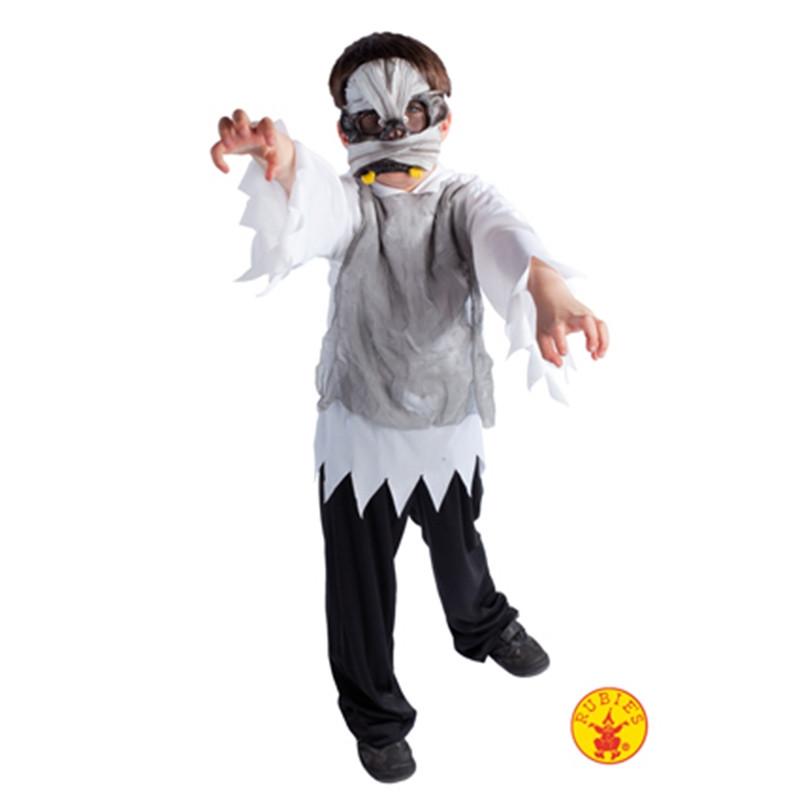 Disfraz mumia con máscara inf