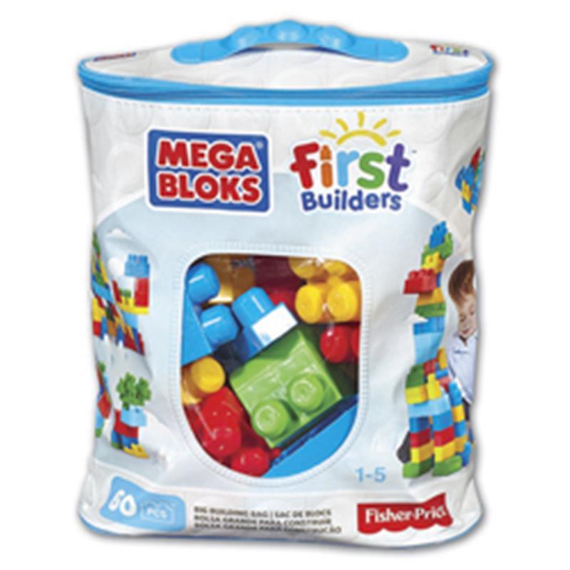 Mega Bloks bolsa 60 piezas clásica