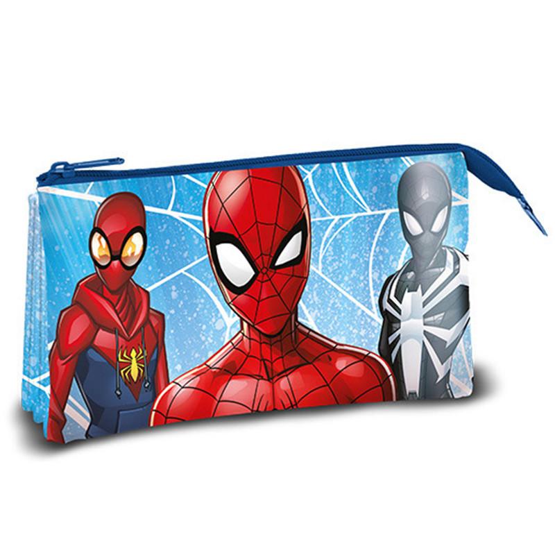 Portatodo triple Spiderman
