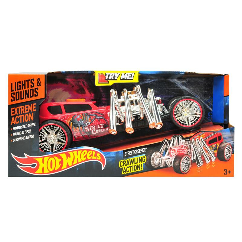 Hot Wheels vehiculo Street Creeper
