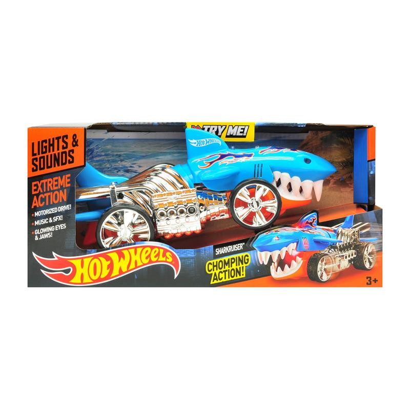 Hot Wheels vehiculo Sharkruiser