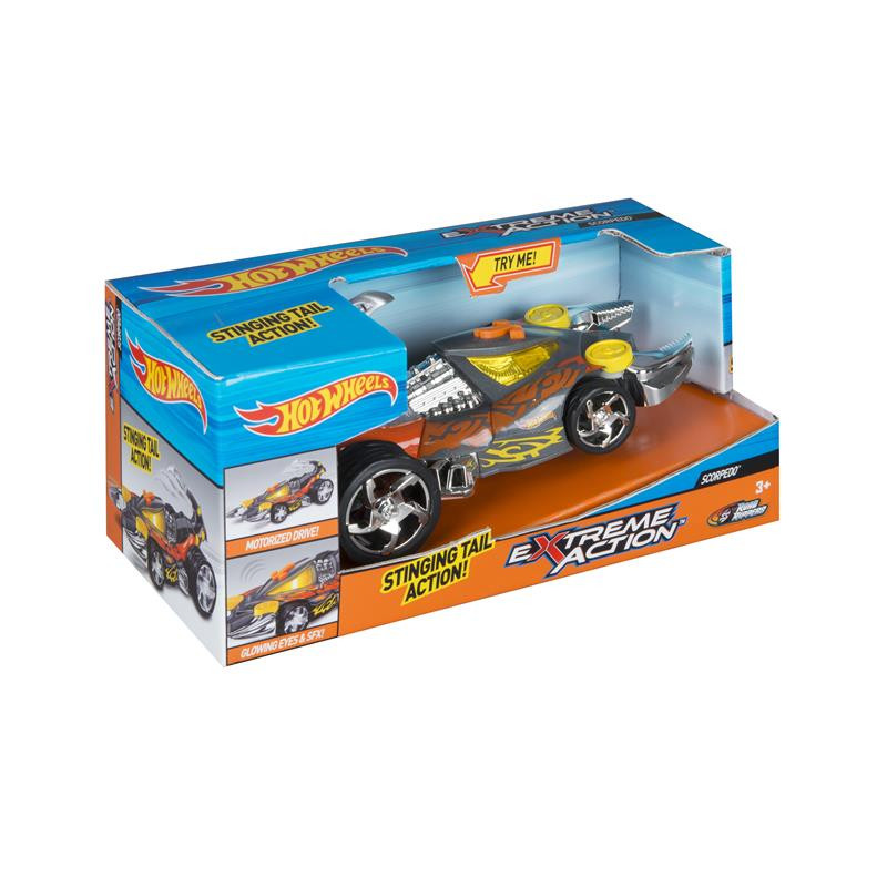Hot Wheels vehiculo Scorpedo