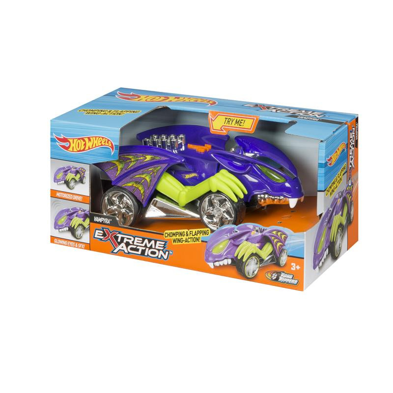 Hot wheels vehiculo Vampira