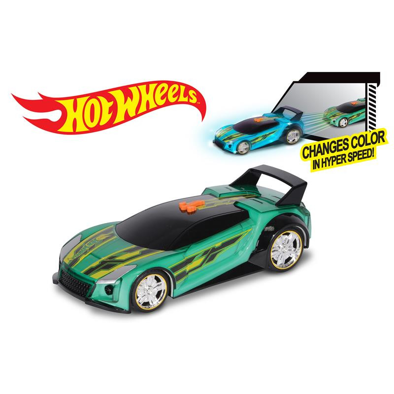 Hot wheels vehiculo Hyper racer quick n sik