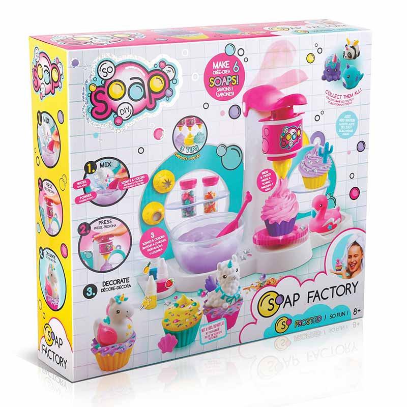 Soap Factory cupkes jabón
