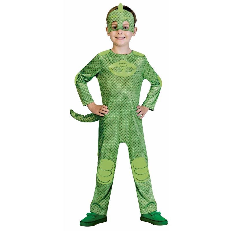 Disfraz PJ Masks Gekko infantil