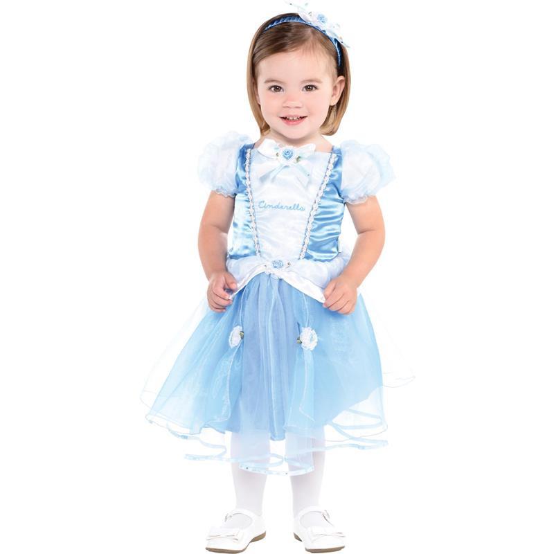 Disfraz Cenicienta Baby Princess para bebé