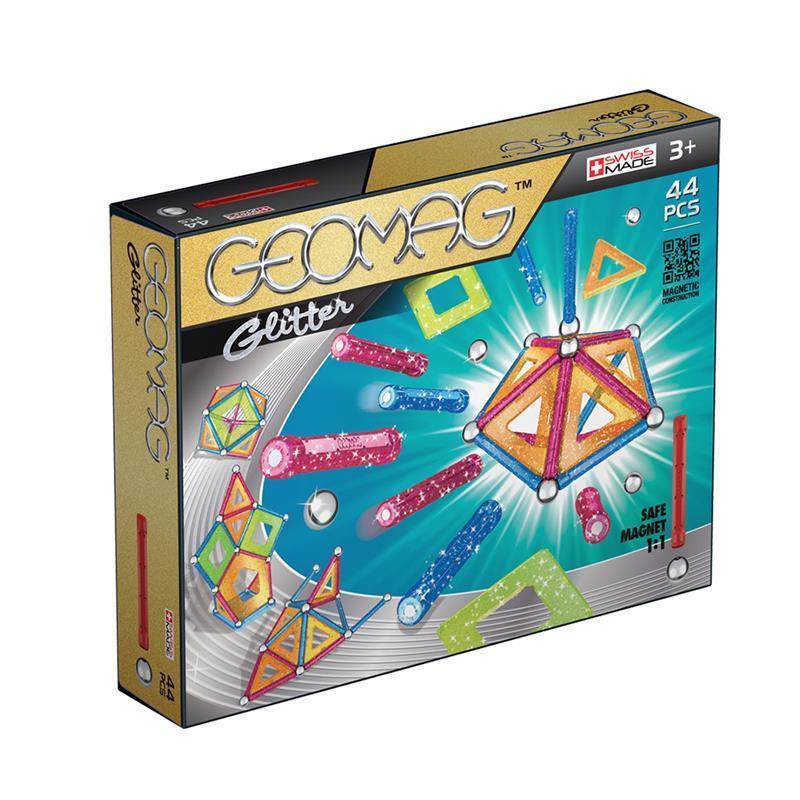 Geomag Glitter 44 piezas