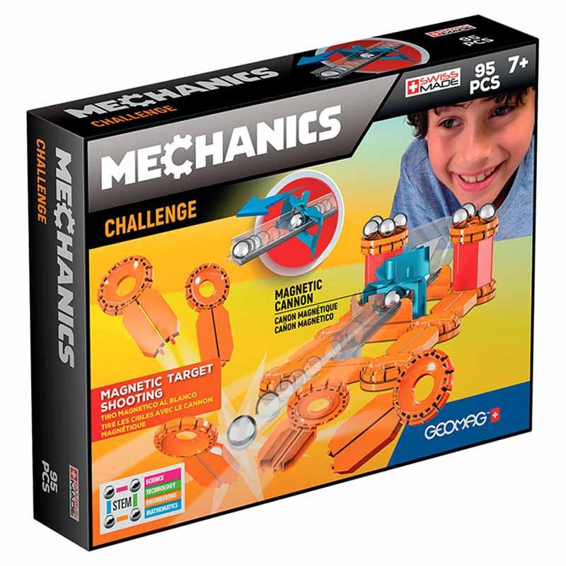 Geomag Mechanics Challenge 95 piezas