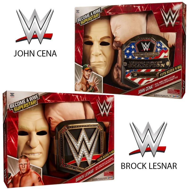 Disfraz WWE John Cena Brok Lesnar