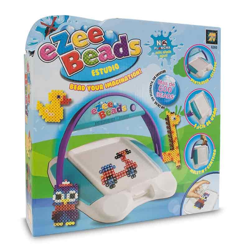 Ezee Beads Estudio con ventilador