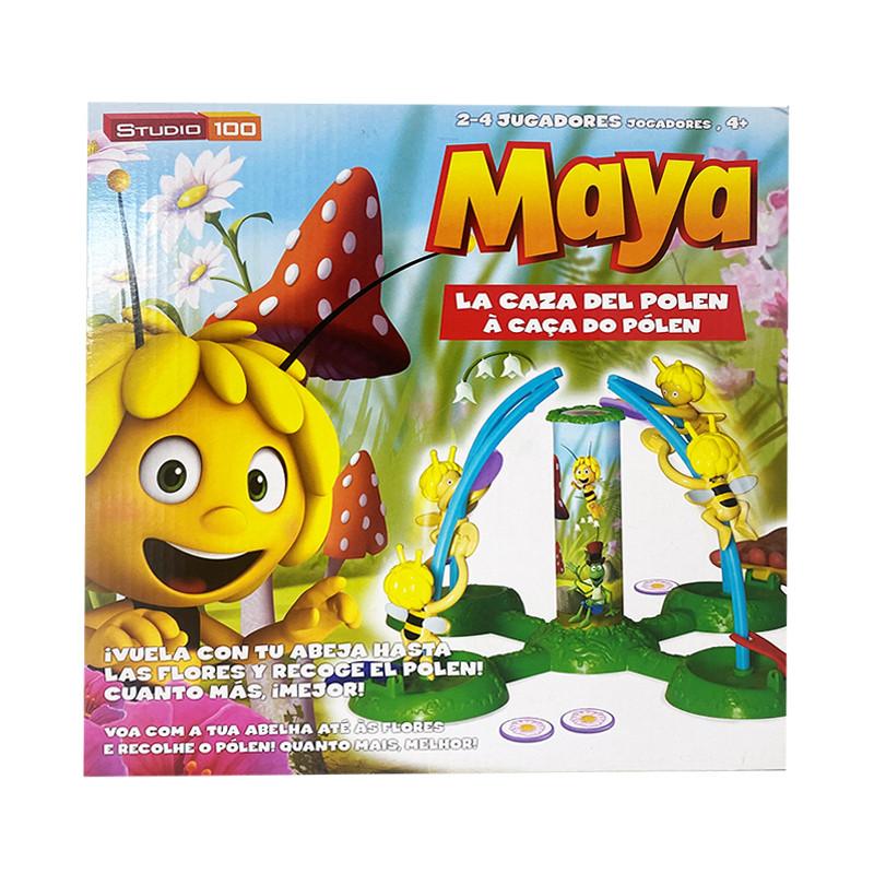 Juego Maya A La Caza del Polen