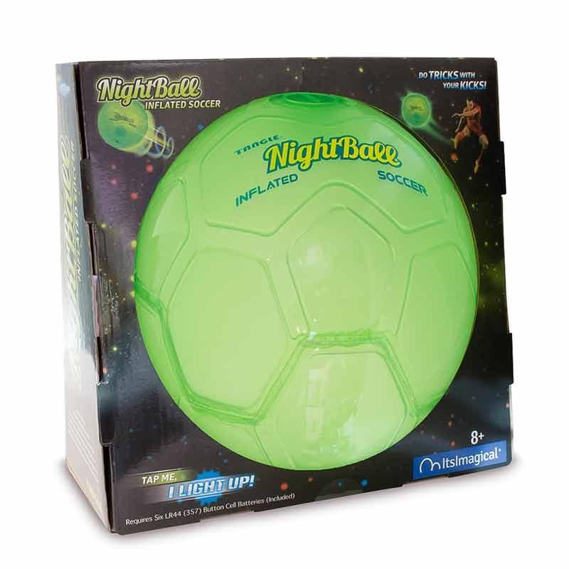 Nightball balón de fútbol