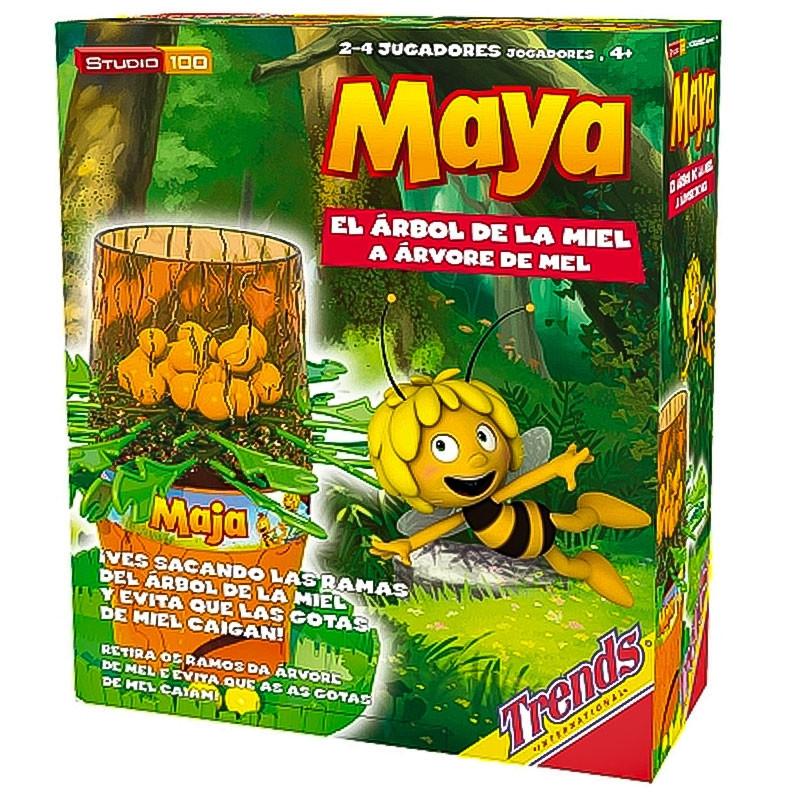 Juego Maya el Arbol de la Miel