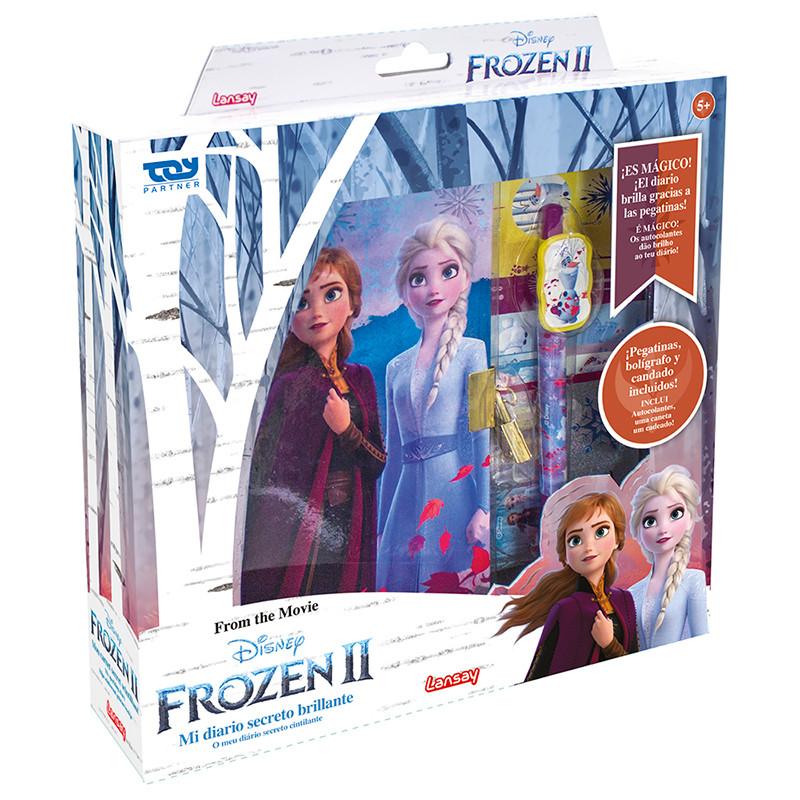 Frozen II My Secret Journal