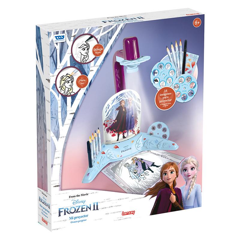 Frozen II proyector