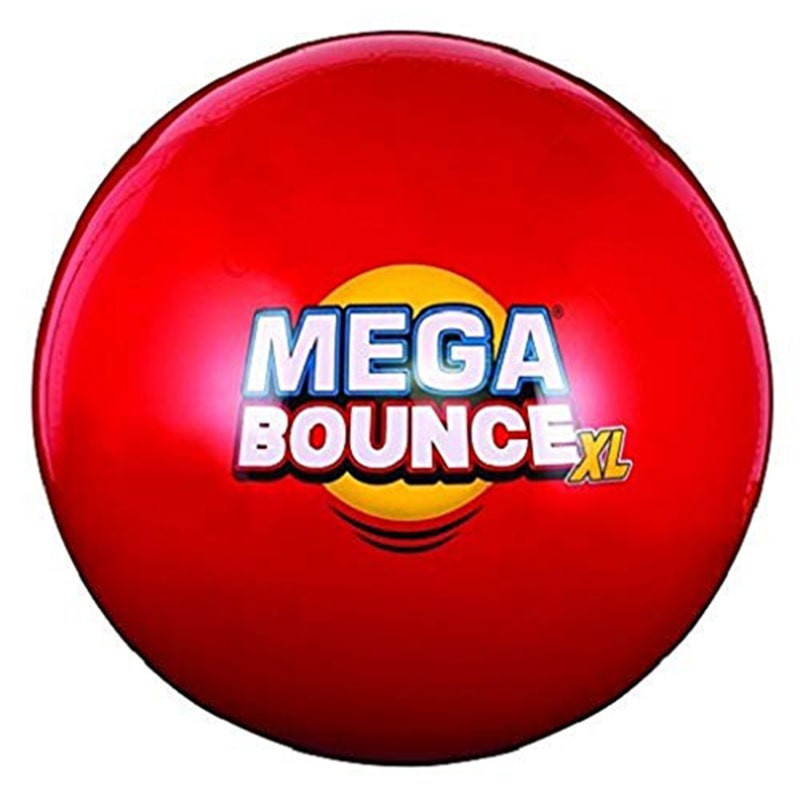 Mega Bounce XL bola inflable roja