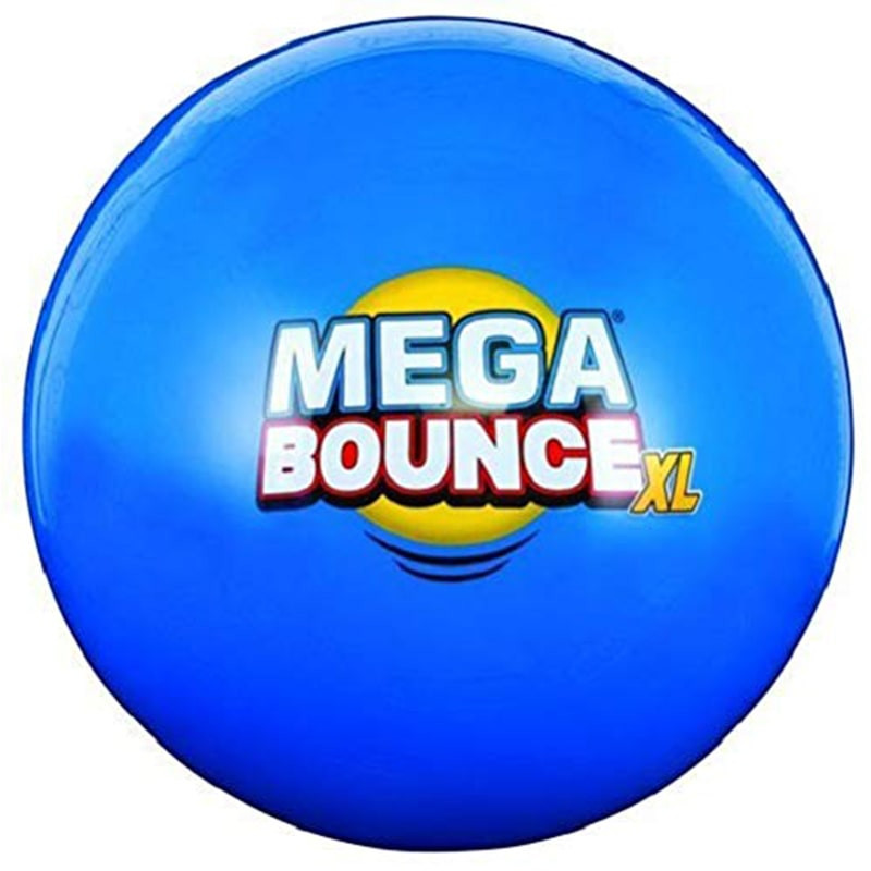 Mega Bounce XL bola inflable azul