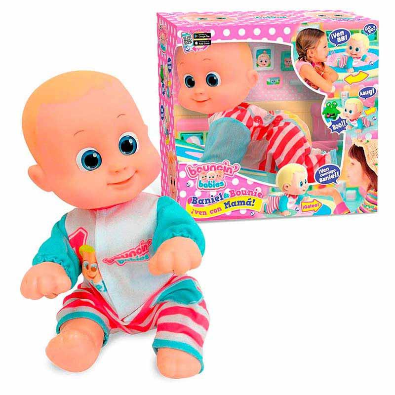 Bouncin Babies Baniel Ven con mamá