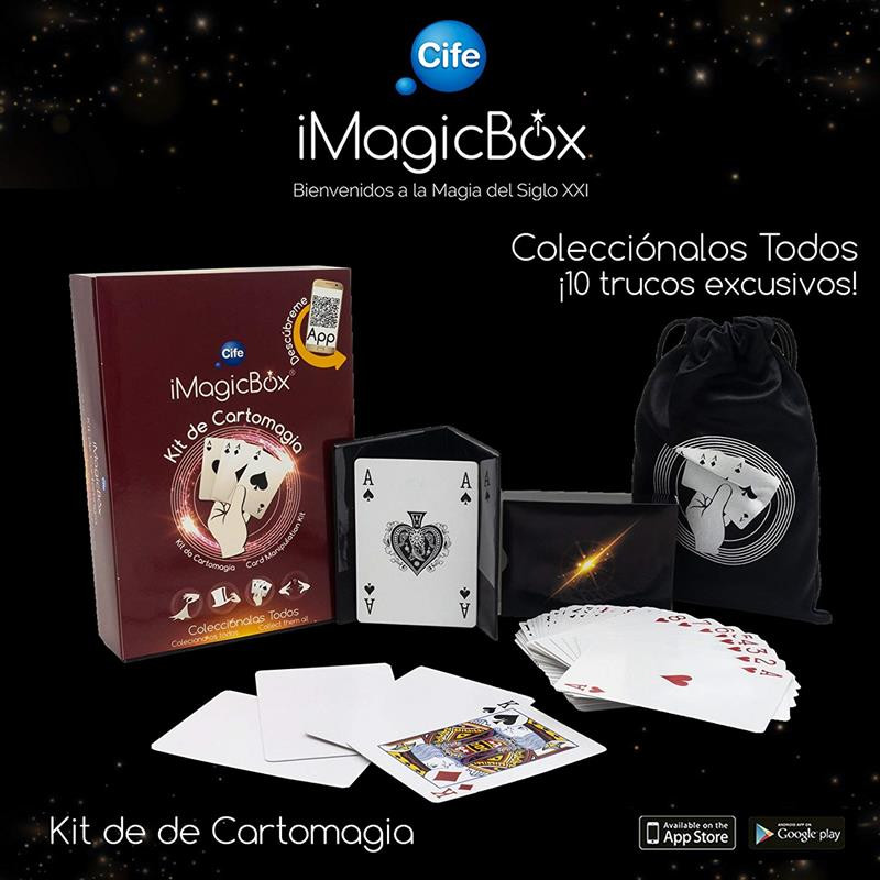 Imagicbox Cartas mini edition