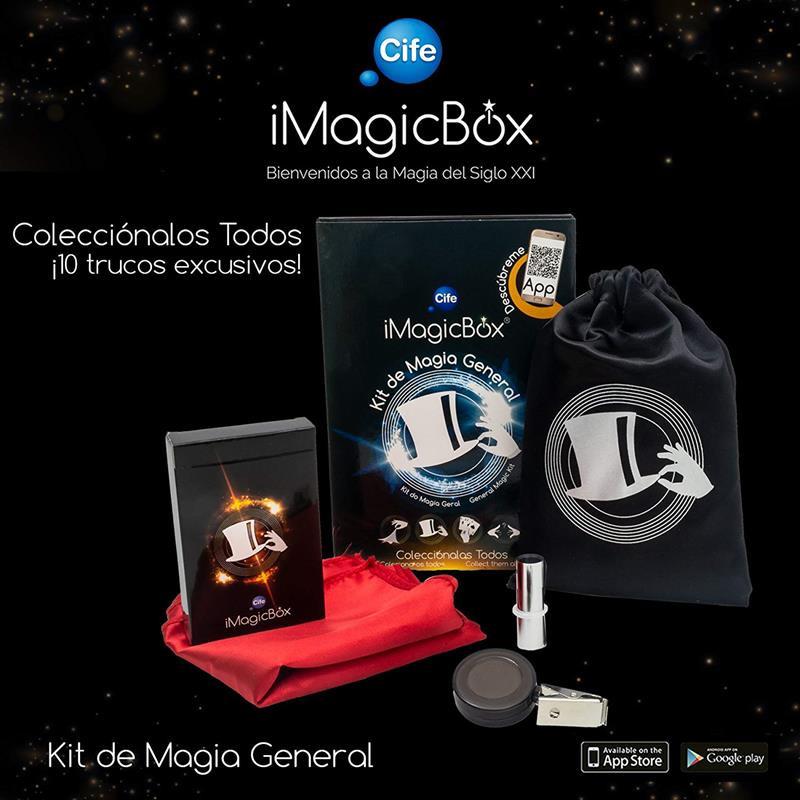 Kit de Magia Imagicbox