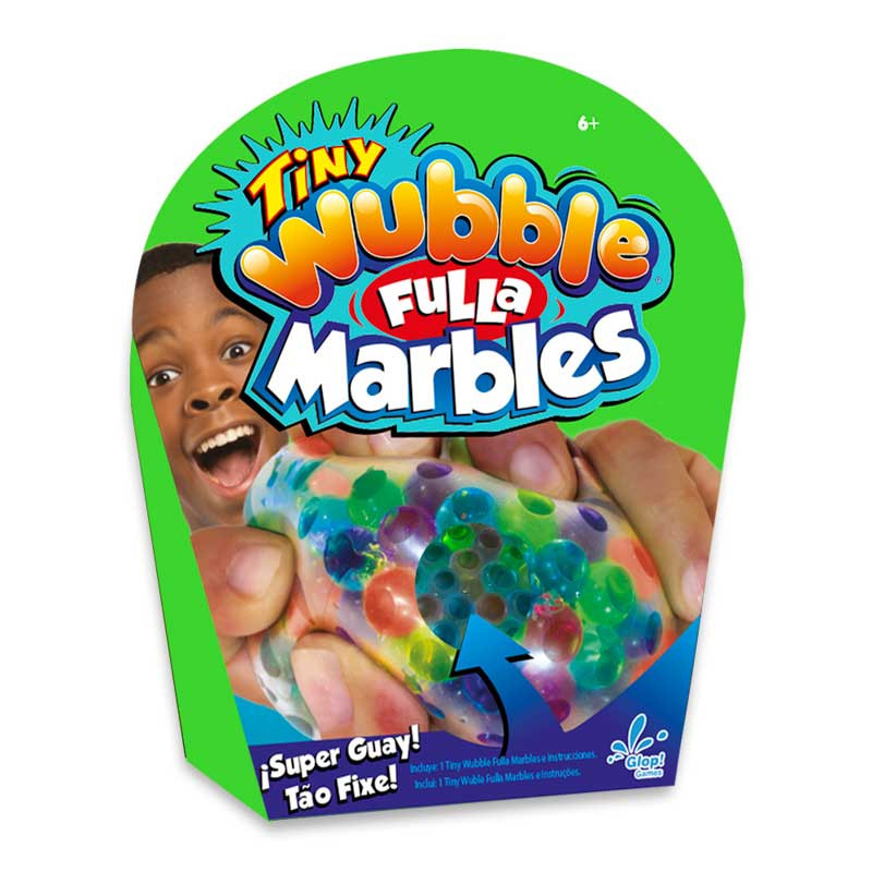 Burbuja Wubble Tiny Marble