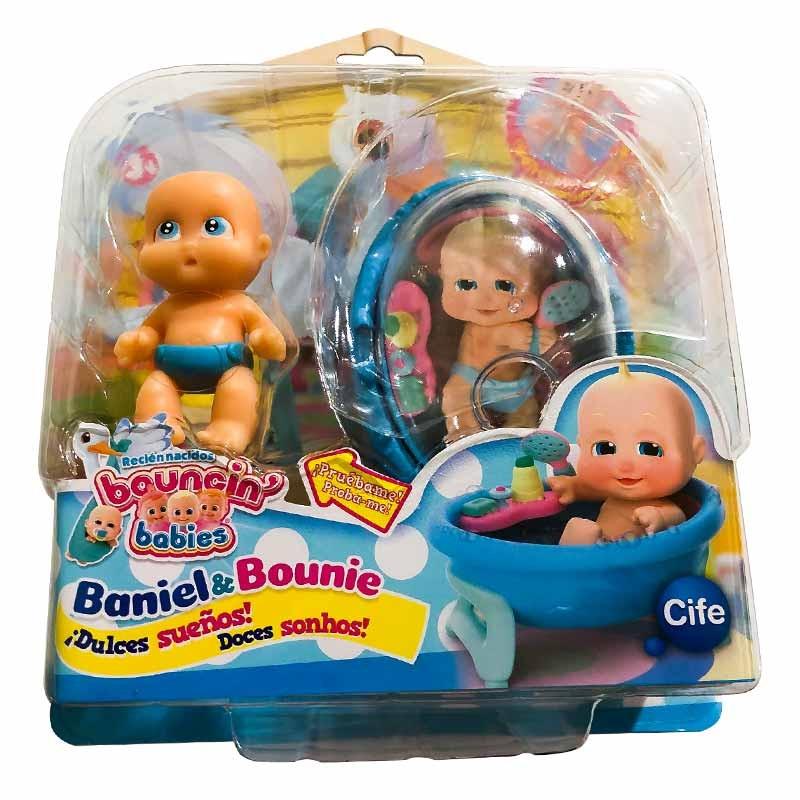 Bouncin Babies recién nacidos Dulces sueños Beach