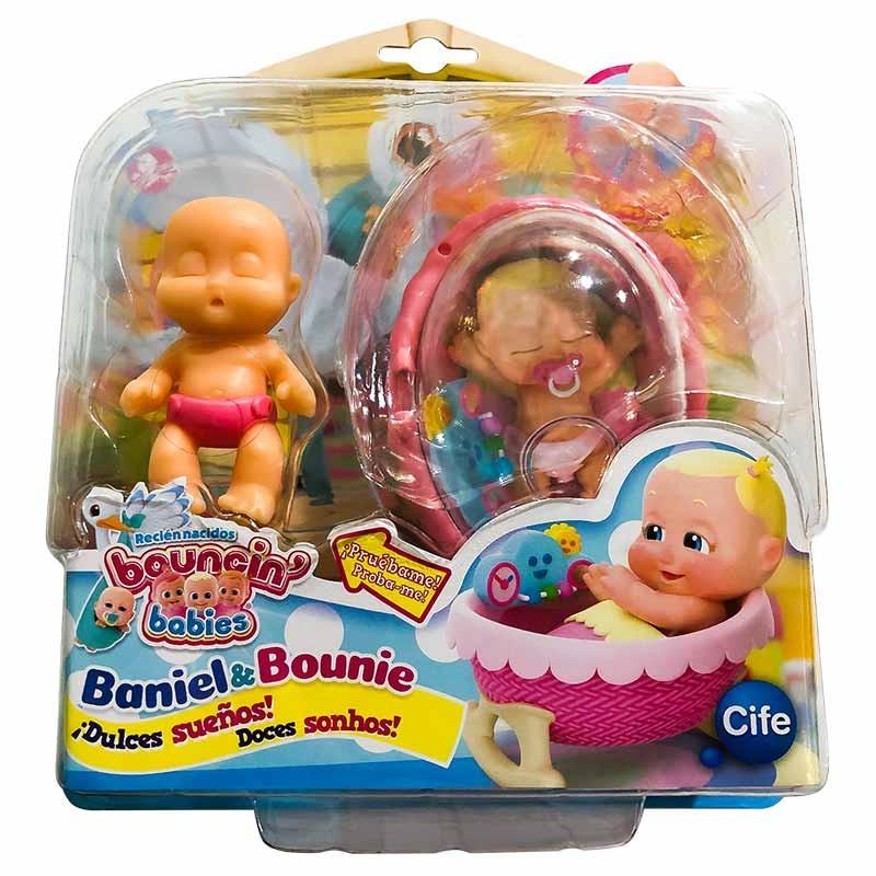 Bouncin Babies recién nacidos Dulces sueños Park
