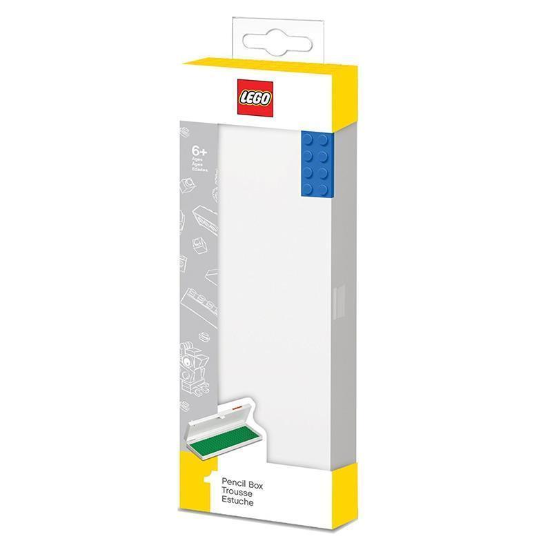 LEGO estuche azul