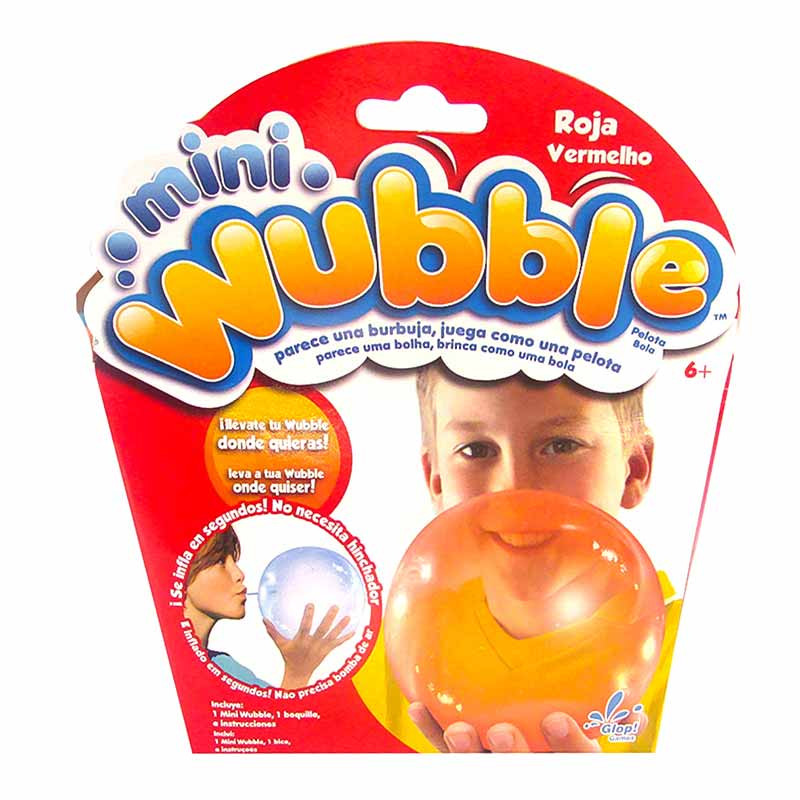 Bubble Wubble Tiny