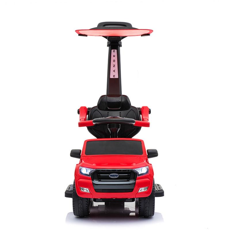 Correpasillos eléctrico Racing Cars Rojo
