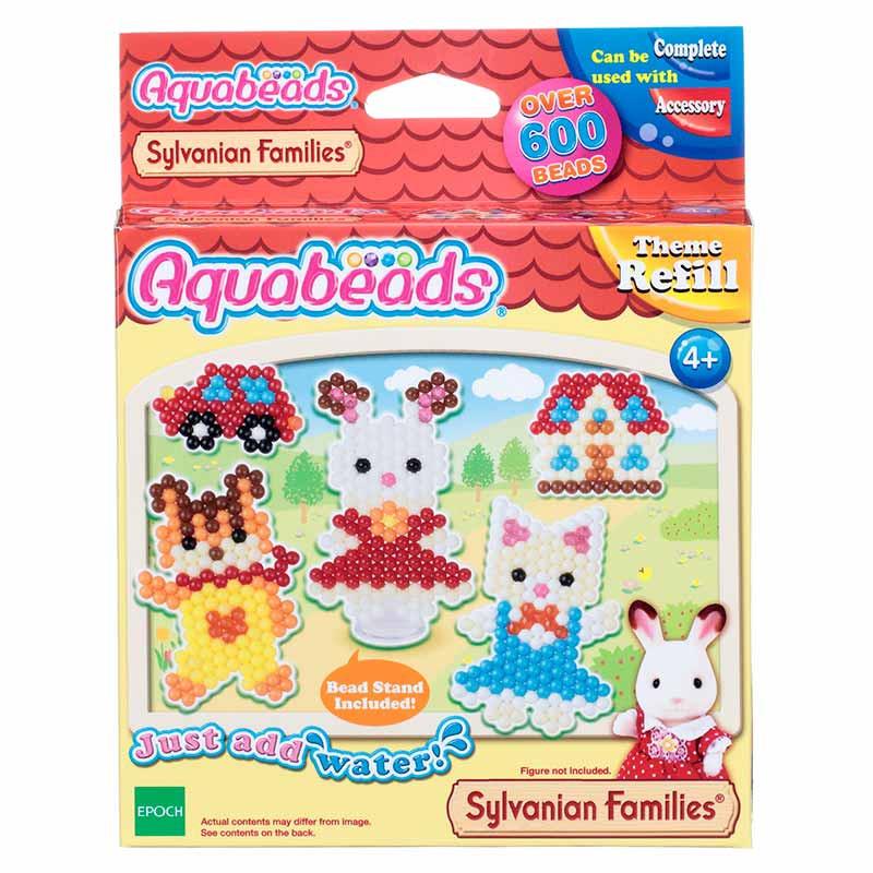 Aquabeads Set de personajes Sylvanian Families