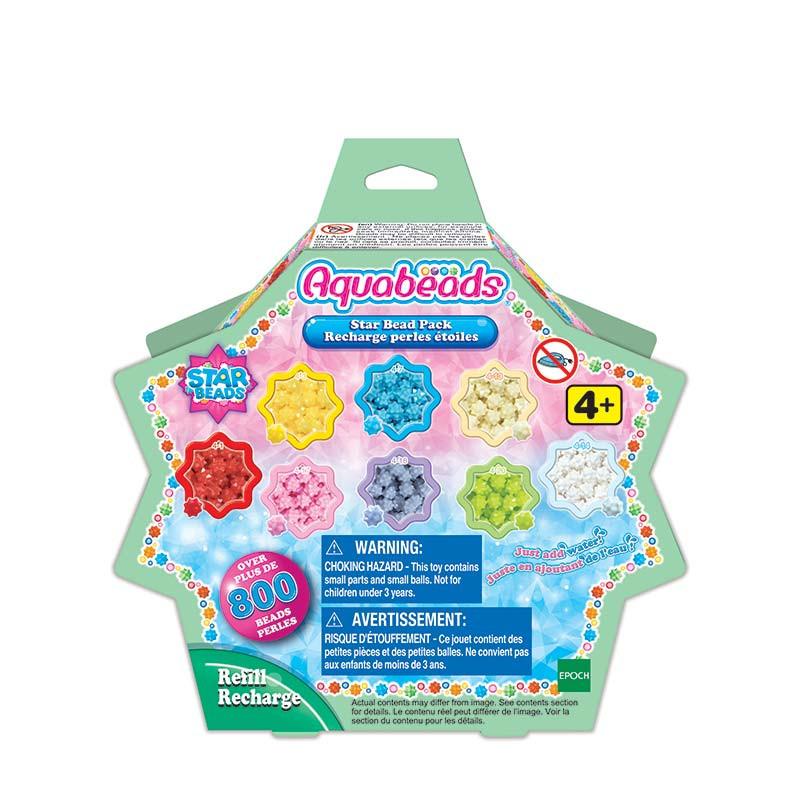 Aquabeads Pack de Abalorios Estrella