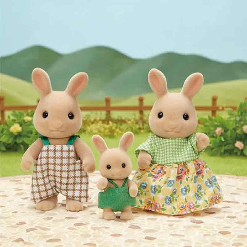Sylvanian Families familia conejo Sunny