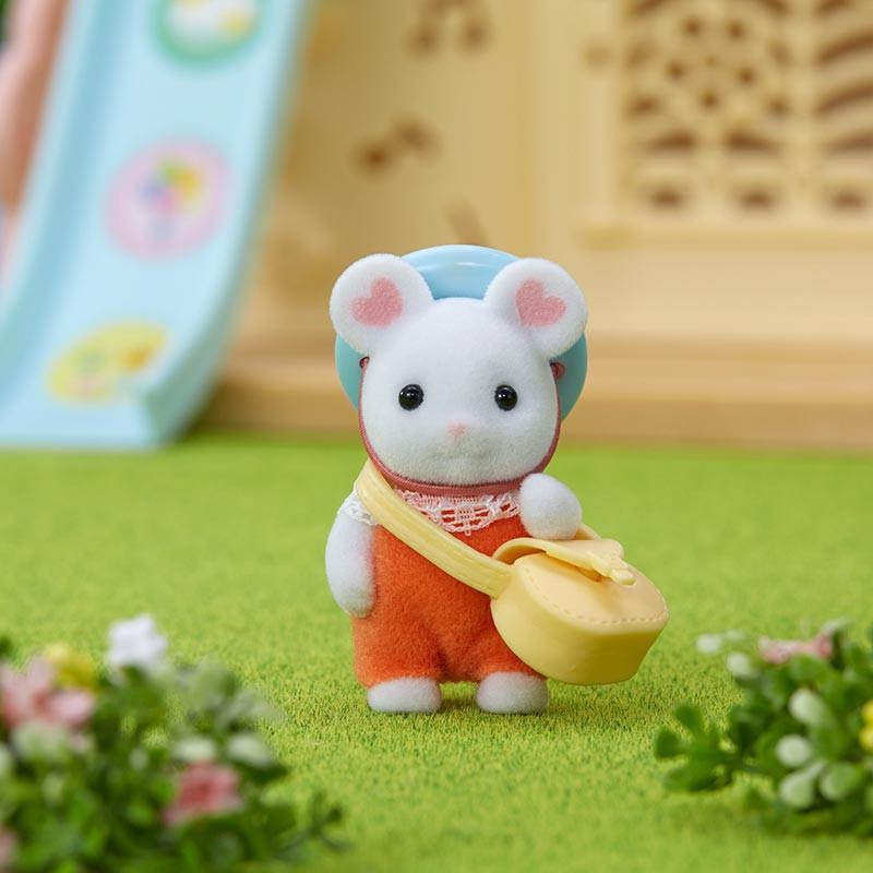 Sylvanian Families bebé ratón Marshmallow