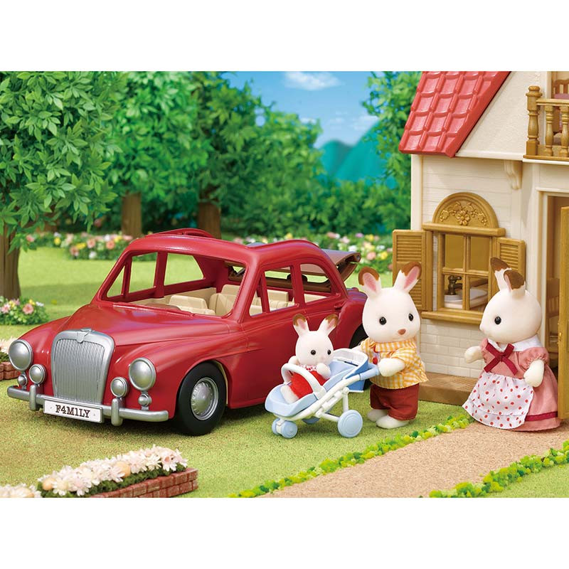 Sylvanian FamilyCoche Familiar