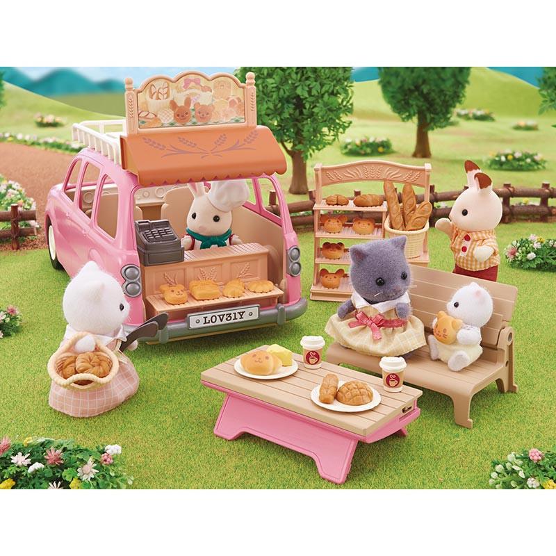 Sylvanian Families set de panadería