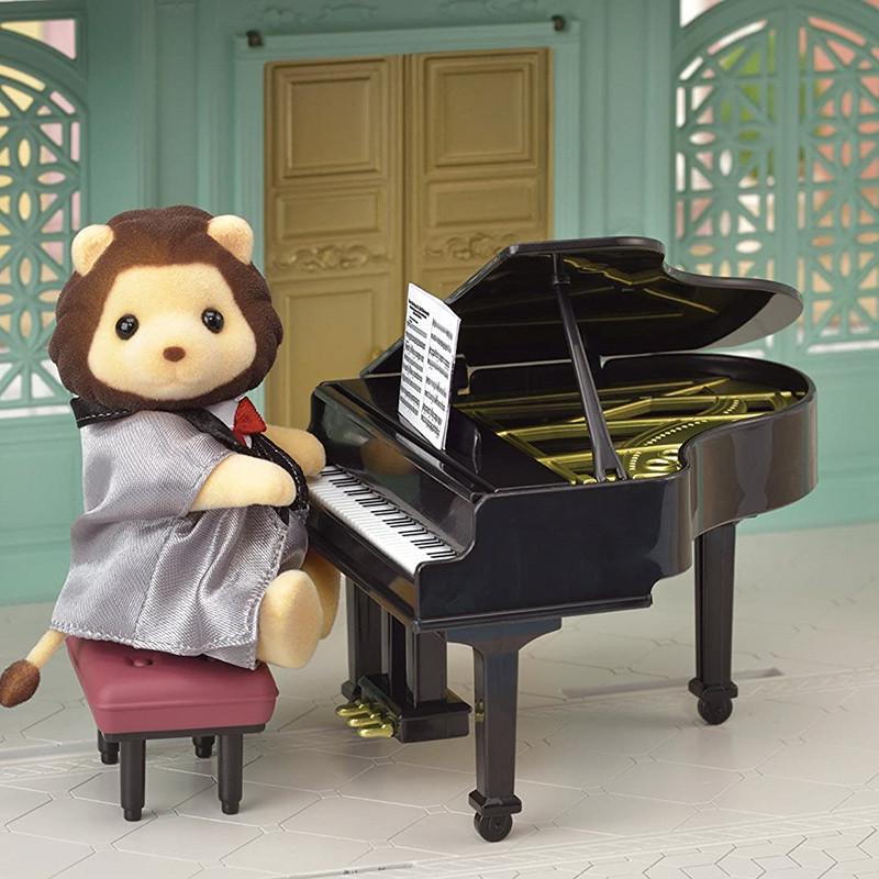 Sylvanian Families Town Set Concierto Piano
