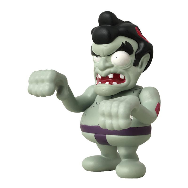 Pack 2 figuras World of Zombies Sumo