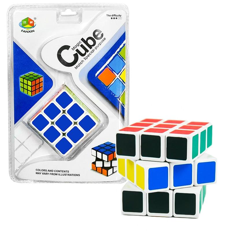 Cubo mágico 3x3x3