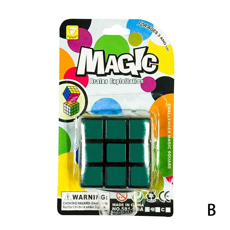 Cubo mágico basico