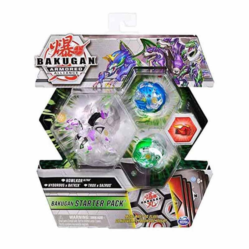 Bakugan starter pack Howlkor Ultra