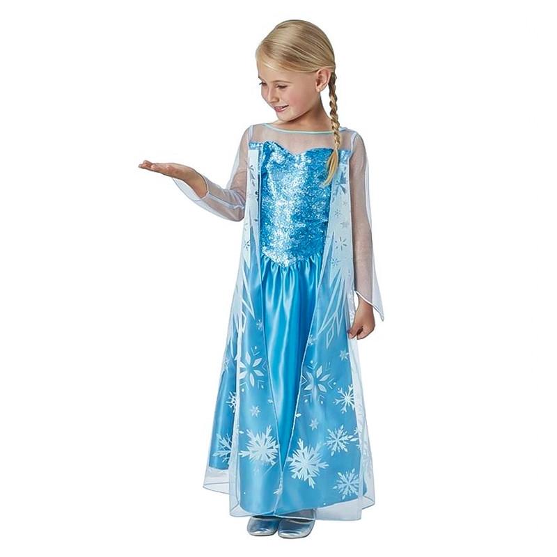 Disfraz Elsa Frozen infantil