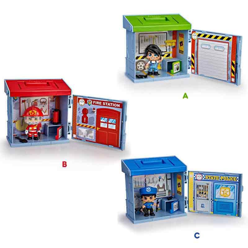 Pinypon Action cajas mixópolis