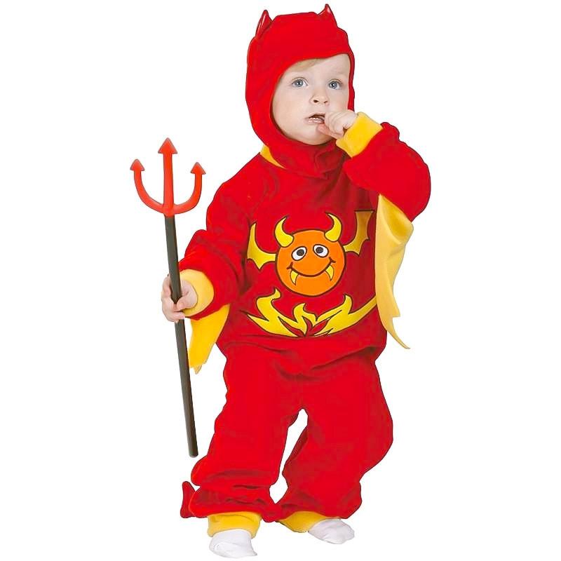 Disfraz Diablito Bebé Halloween