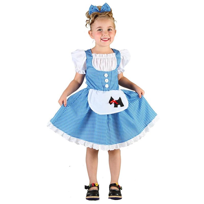 Disfraz niña cuento de hadas para bebé