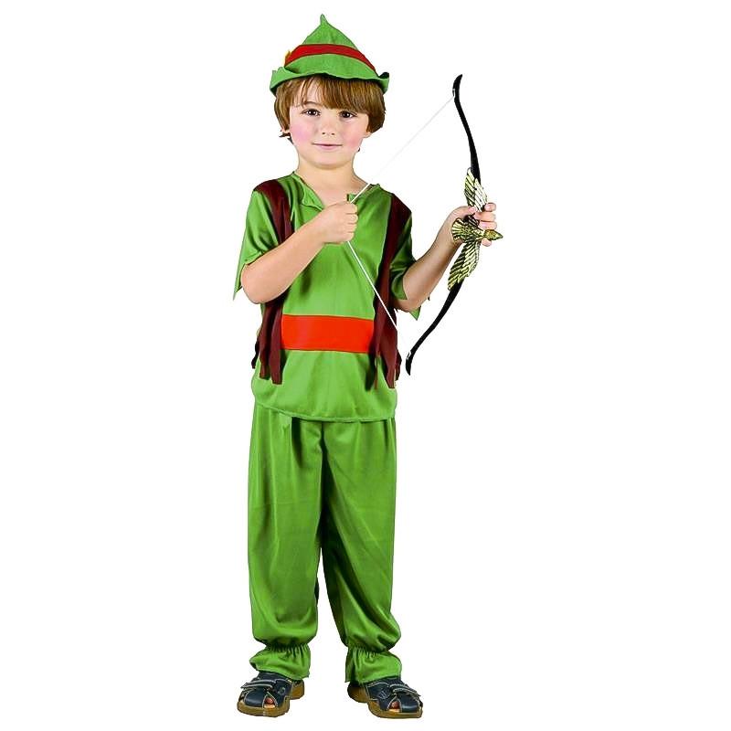 Disfraz Heroe de los bosques para bebé