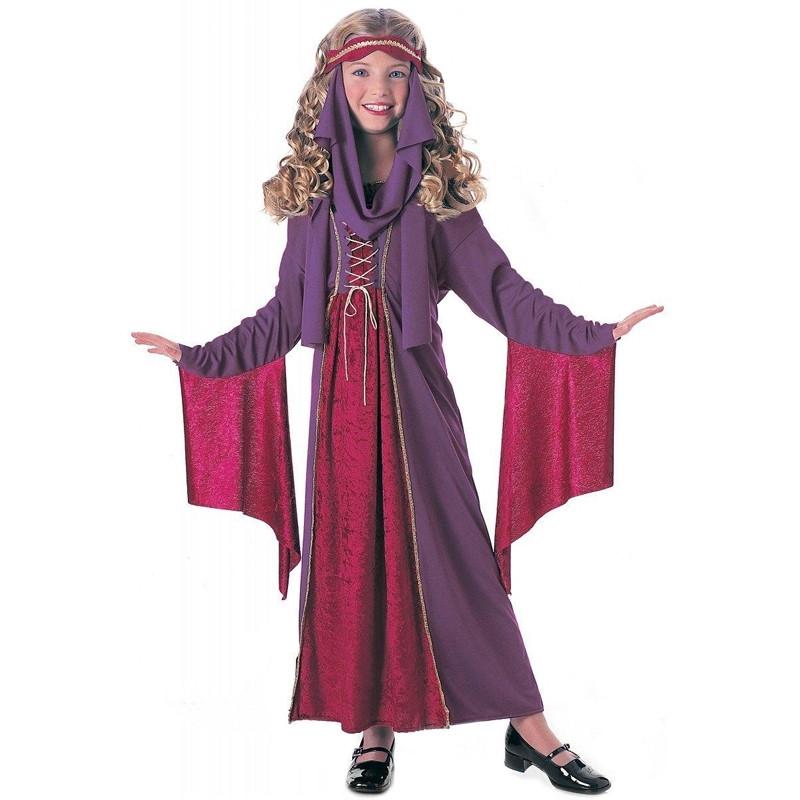 Disfraz Princesa Gotica Infantil Halloween