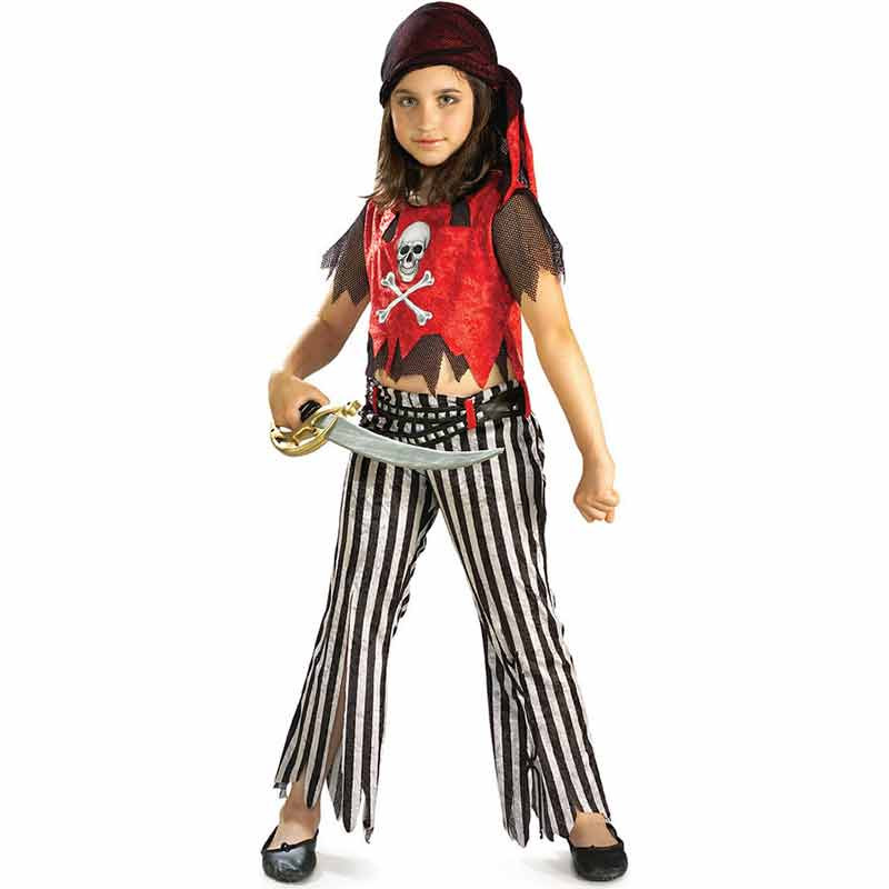 Disfraz Corsaria Infantil
