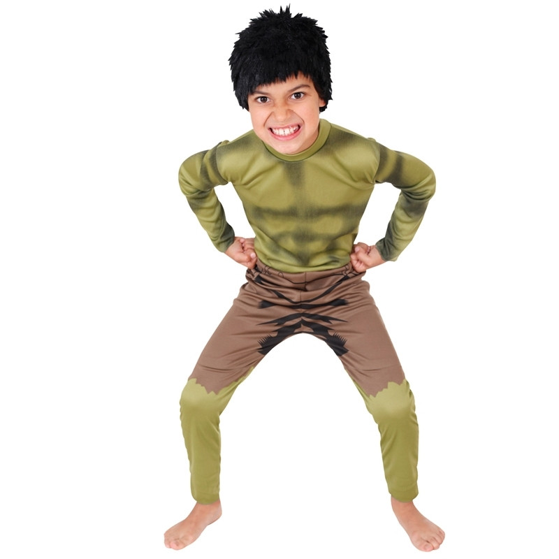 Disfraz Hulk Clasico inf